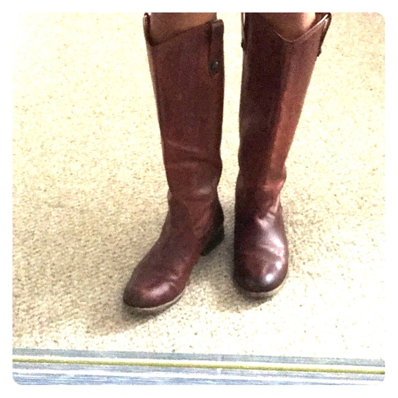 d32386b45de Frye Brown Riding Boots